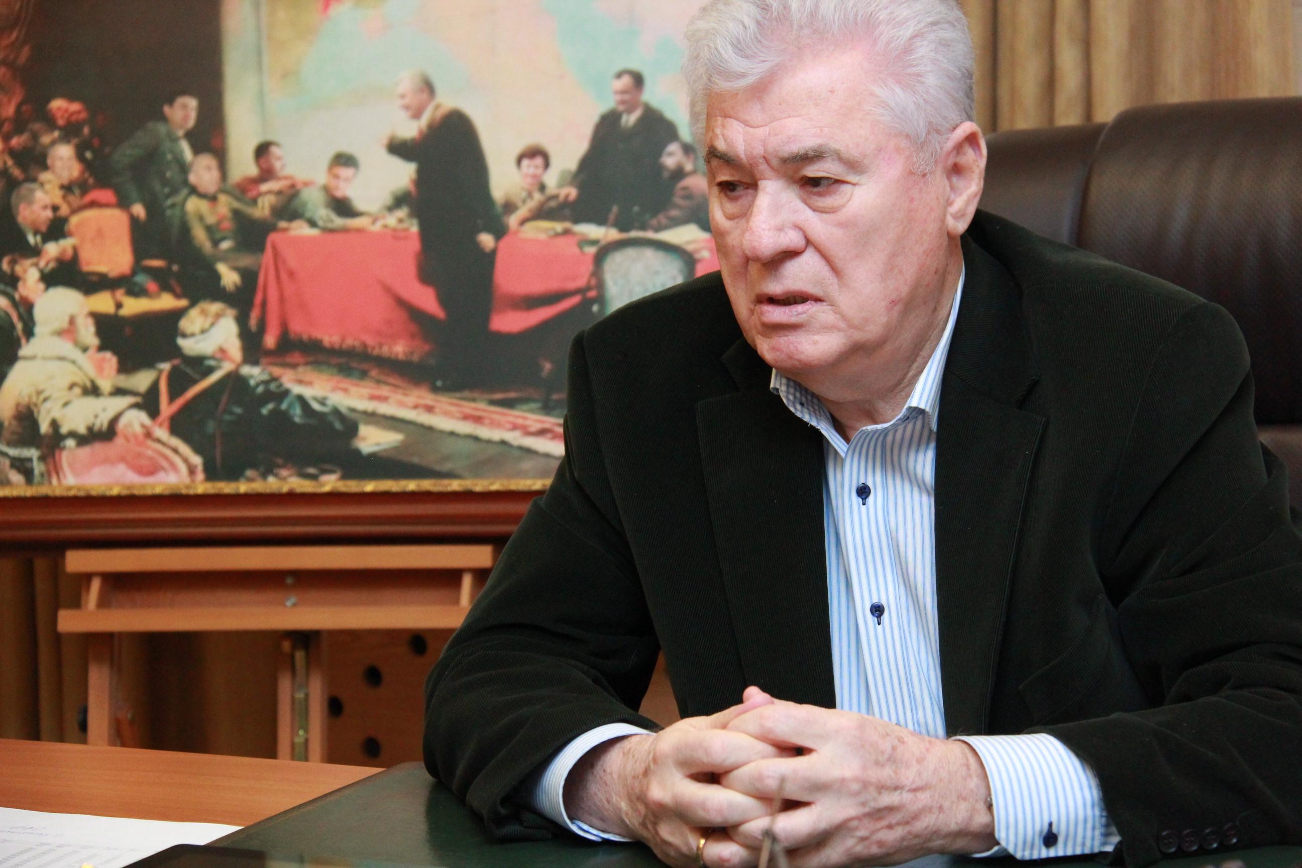 ИНТЕРВЬЮ) Владимир Воронин: 2016-й — ещё один потерянный для Молдовы год по  всем направлениям | TRIBUNA.MD