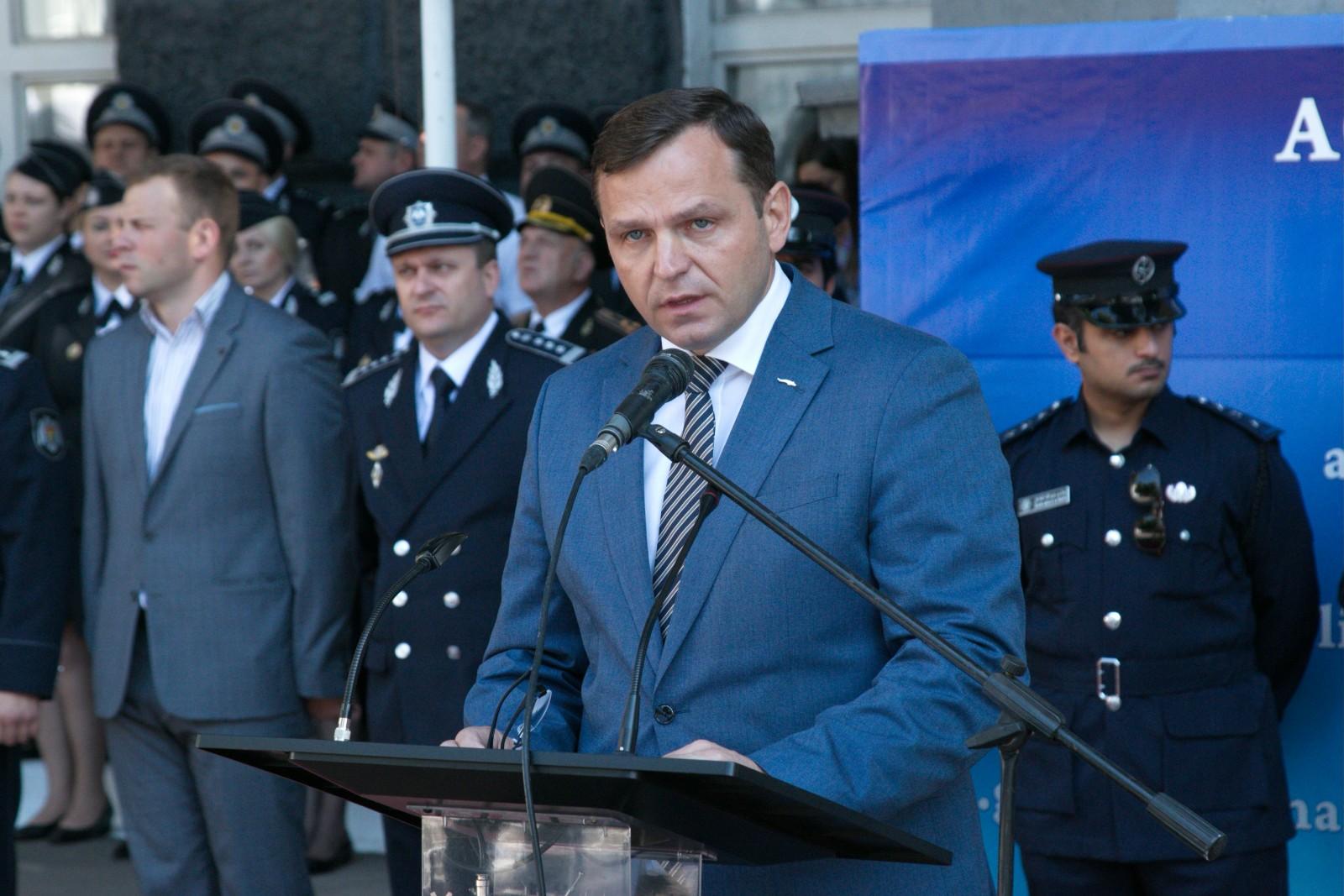 Нэстасе намерен применить свой опыт министерской работы во всей столице