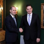 Ministrul T Ulianovschi si MAE al Georgiei