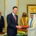 Semnarea Memorandum-ului de cooperare intre MAE al RM si Emiratele Arabe Unite